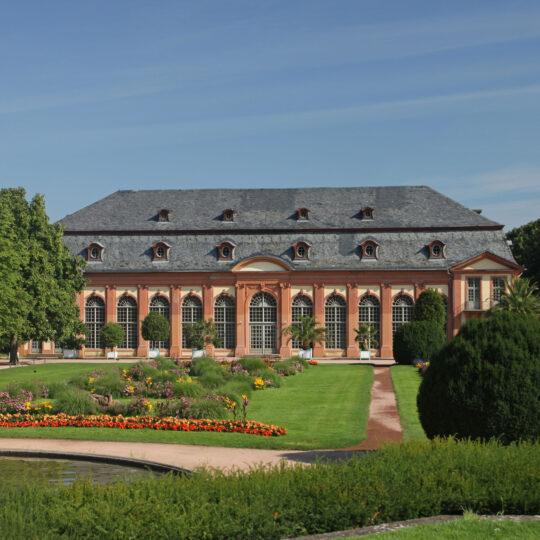 die Orangerie (Darmstadt)